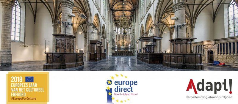 Verkiezingsdebat Over Erfgoed Op 13 Februari