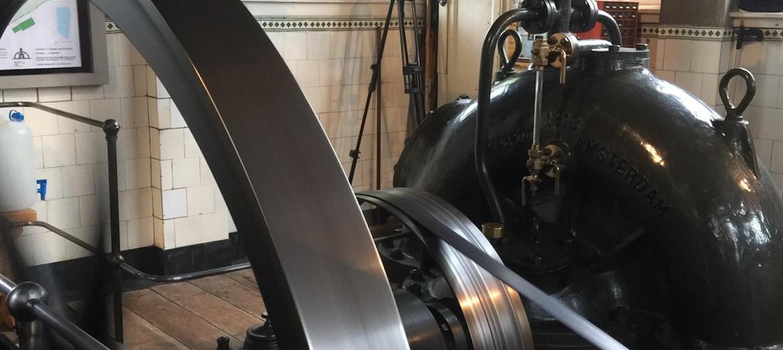 Sponsors Redden Deelname Dieselgemaal Aan Gemalendag