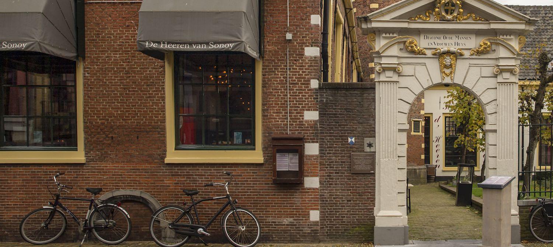 Poort Hof Van Sonoy – Rein Schouten