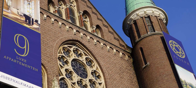 Vergunning Voor Appartementen In Josephkerk: Hoogleraar Theo Schuijt Had Het Graag Anders Gezien
