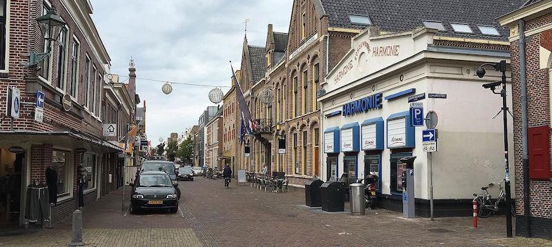 Nationaal Renovatieplatform Naar Alkmaar Voor Gedempte Nieuwesloot